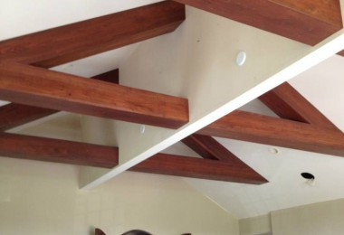 Interior Beams