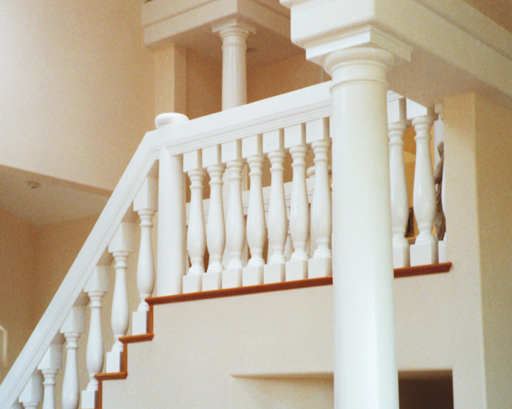 Decorative columns Decorative columns